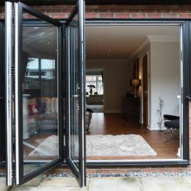 DIY Bifold Patio Door Installation