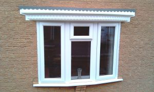 Bow windows or Bay windows
